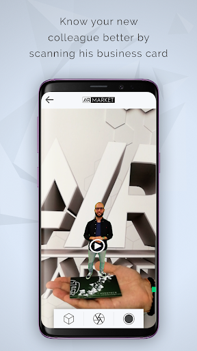 ar market - the real world in augmented reality screenshot 3