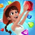 Jewel Ocean - New Free Match 3 Puzzle Game icon