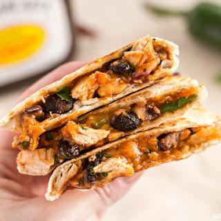 Ultimate BBQ Chicken Quesadillas Recipe