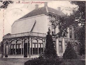 """Photo: 1904   Villa """"Henriëtte"""" aan de Haagweg"""