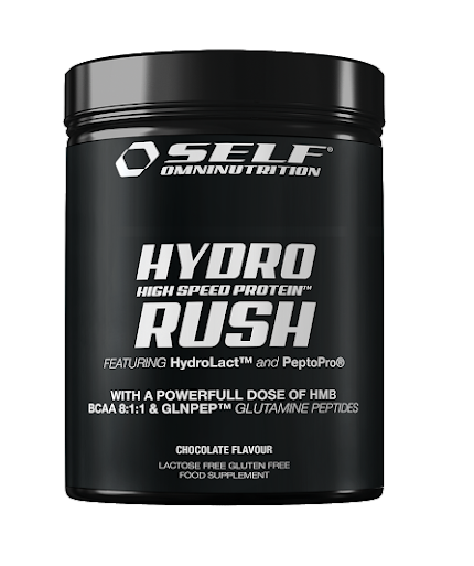 Self Whey Hydro Rush 800g - Chocolate