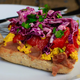 Mexican Picante Sandwich Recipe