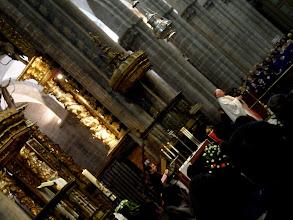 Photo: Bota fumeiro a arcibiskup