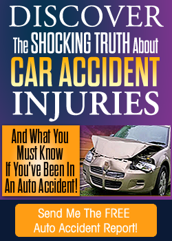 Send Me The FREE Auto Accident Report!
