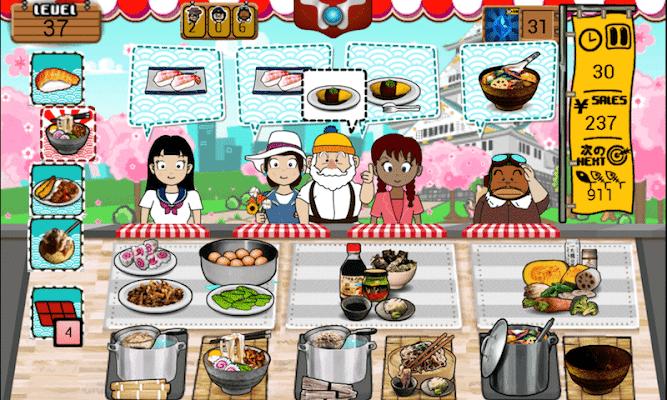Japan Food Adventure Screenshot Image