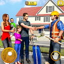 App herunterladen New Family House Builder Happy Family Sim Installieren Sie Neueste APK Downloader