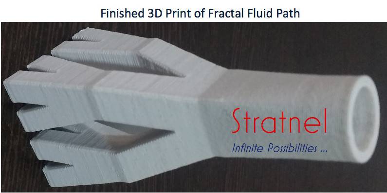 Stratne-3Dprint-fractal-fluid-path