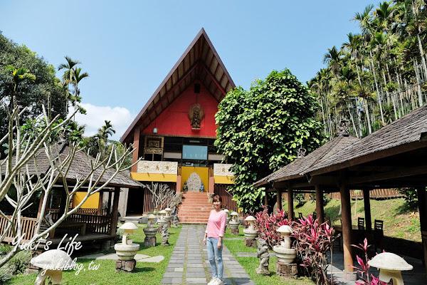 南投美食景點《烏布雨林峇里島主題餐廳》免出國×台灣版峇里島超好拍!