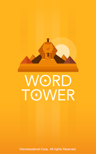 WORD TOWER – Brain Training 6