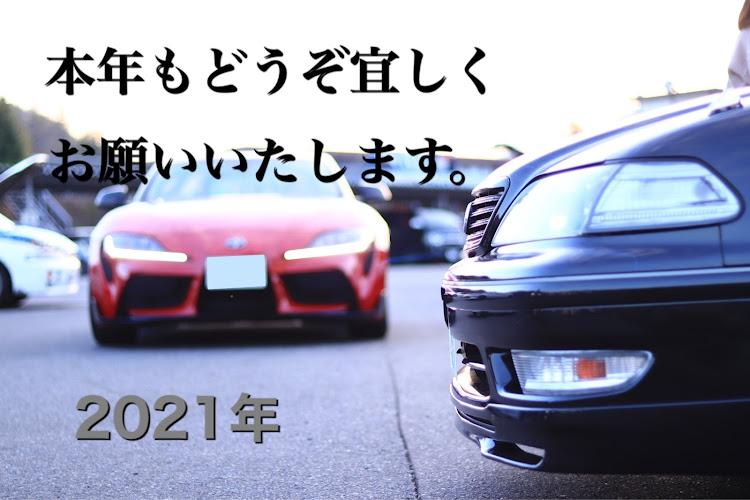 マークII JZX100のSSS(saitama street stage),東京感染者1300人超え,医療従事者にエールを❗️,喪中(。-人-。),sssに関するカスタム&メンテナンスの投稿画像1枚目