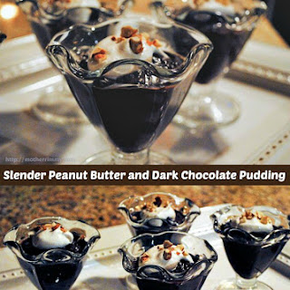 Peanut Butter and Chocolate Pudding