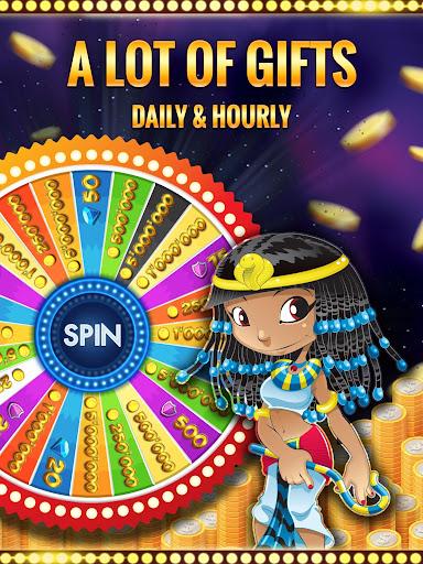 Pharaoh Slots VIP Casino Game