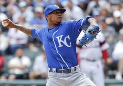 MLB : Kansas City annonce le décès de son lanceur