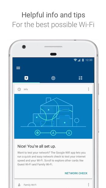 google wifi apps on google play. Black Bedroom Furniture Sets. Home Design Ideas