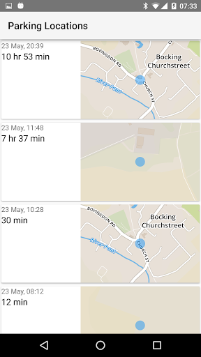 玩免費遊戲APP|下載Car Log & Parking Location app不用錢|硬是要APP