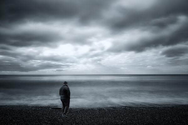 L'uomo e il mare di Sergio Locatelli