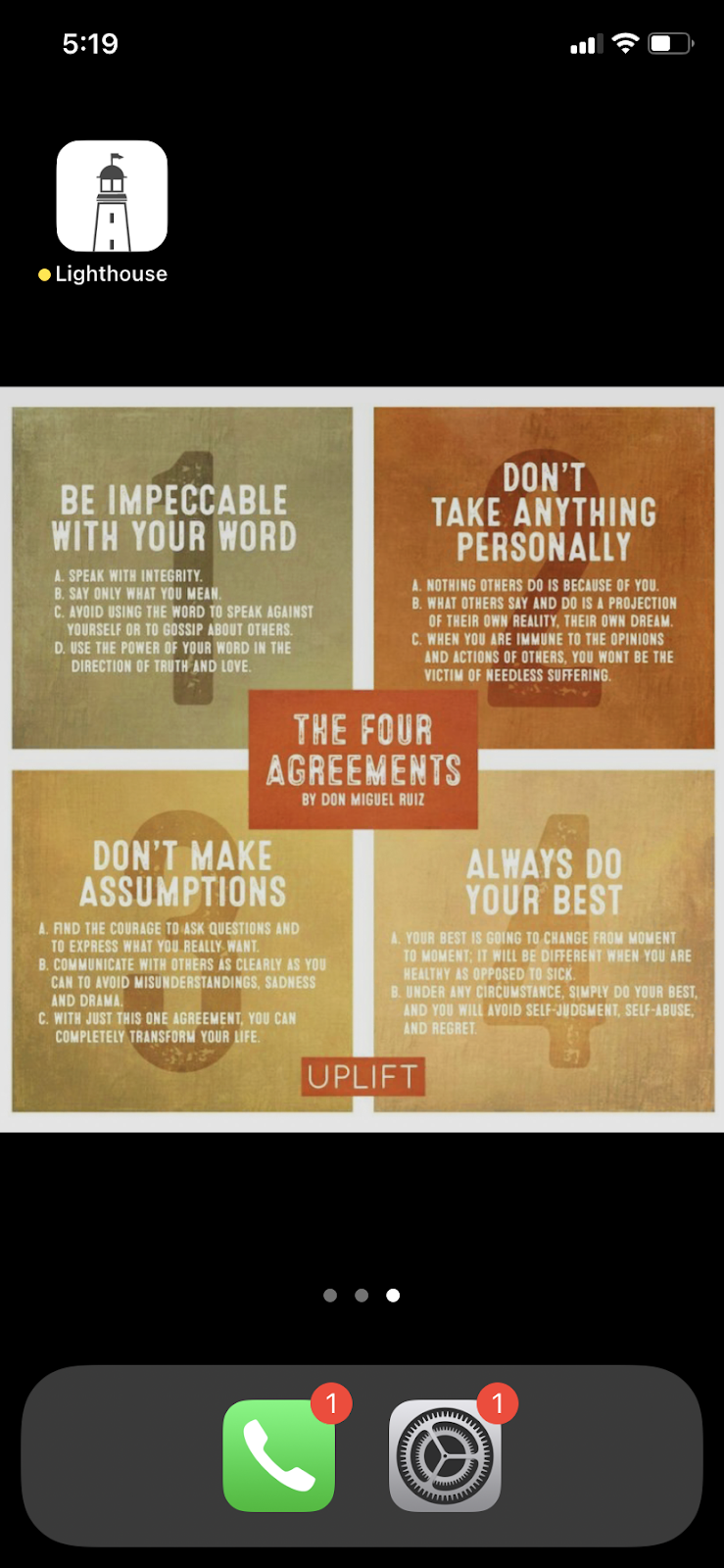 four agreements don miguel ruiz live them out every day