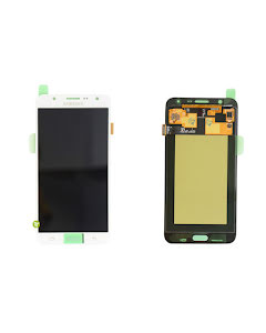 SAMSUNG GALAXY J7 LCD DISPLAY WHITE