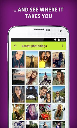 Flirt dating and match app