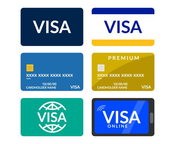 Free Visa Vector