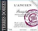 Jean-Paul Brun Beaujolais Nouveau Vieilles Vignes