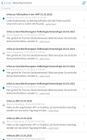 Screenshot of Paracelsus HP-Prüfungstrainer+