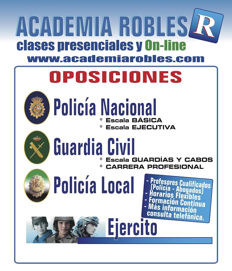 Campus Academia Robles- screenshot