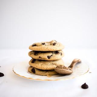 Smoky Bourbon Chocolate Chip Cookies
