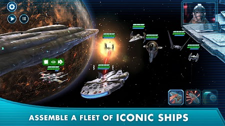 Star Wars™: Galaxy of Heroes APK screenshot thumbnail 6