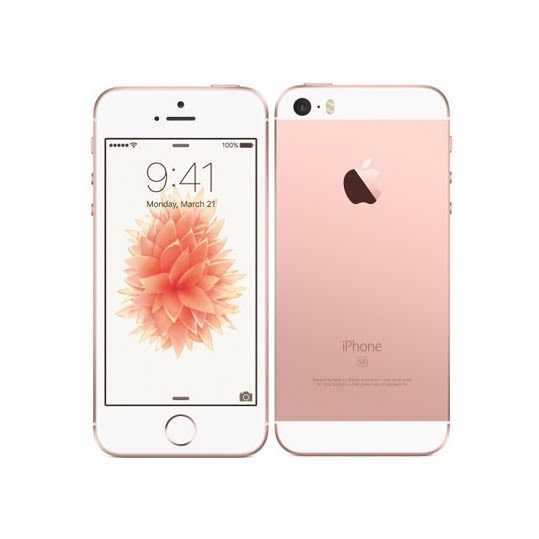 iPhone SE 32GB  Rosé Gold (A)