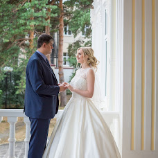 Wedding photographer Natalya Voskresenskaya (NatalyV). Photo of 28.09.2017