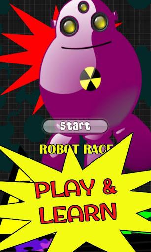 ROBOT Games for Little Kids