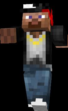 Steve Gangster Nova Skin