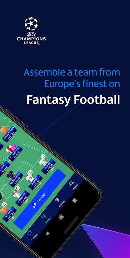 UEFA Champions League Games – ft. Fantasy Football 6.0.0 screenshots 2