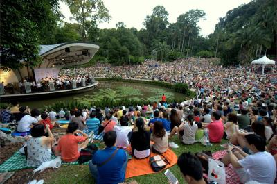 Musical Events in Singapore