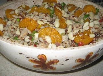 Asian Rice & Quinoa Salad Recipe
