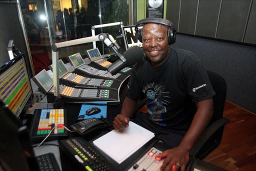Metro FM radio DJ Eddie Zondi mourned