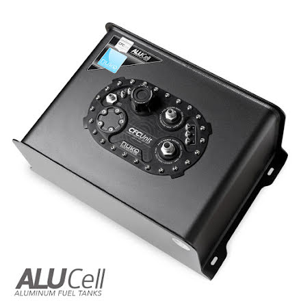 AluCell Fuel Cell 40/60 liter with the Nuke Performance CFC Unit