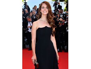 """Photo: CANNES, FRANCE - MAY 16:  Lana Del Rey attends opening ceremony and """"Moonrise Kingdom"""" premiere during the 65th Annual Cannes Film Festival at Palais des Festivals on May 16, 2012 in Cannes, France.  (Photo by Gareth Cattermole/Getty Images)&Ğᓺ⟋มÎ(*Đ"""