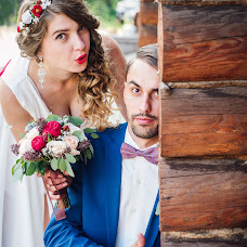 Wedding photographer Elizaveta Shaburova (LisaShaburova). Photo of 14.07.2016