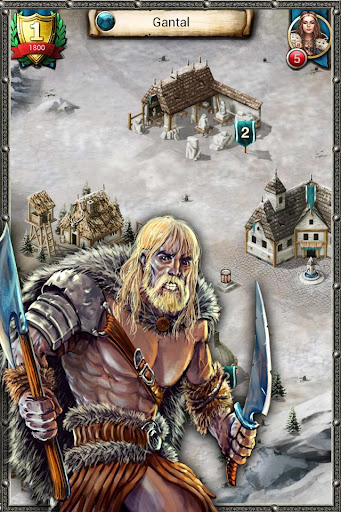 Grimfall - Strategy Game  captures d'écran 2