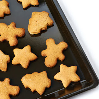 Real Food Christmas Cut-Out Cookies
