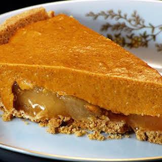 Pumpkin Caramel Apple Pie.