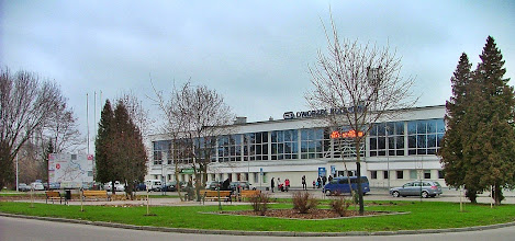 Photo: Dworzec PKP w Terespolu