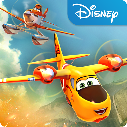 Planes: Fire & Rescue (app)