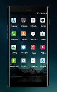 Theme for Vivo X6 HD - náhled