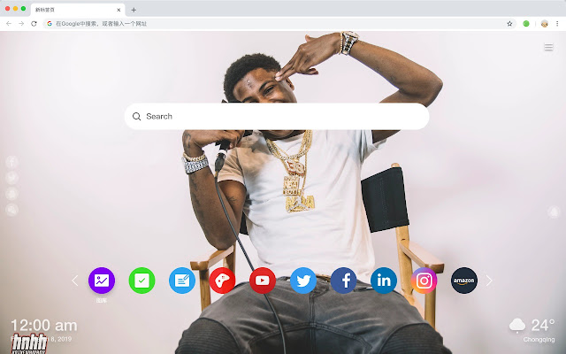 YoungBoy Never Broke Top Stars HD Themes