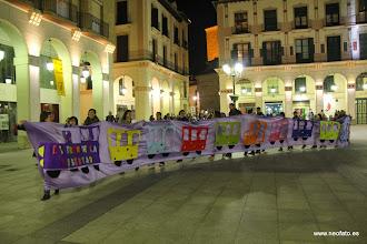 Photo: Huesca: 8M 2014