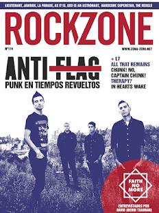 RockZone- screenshot thumbnail