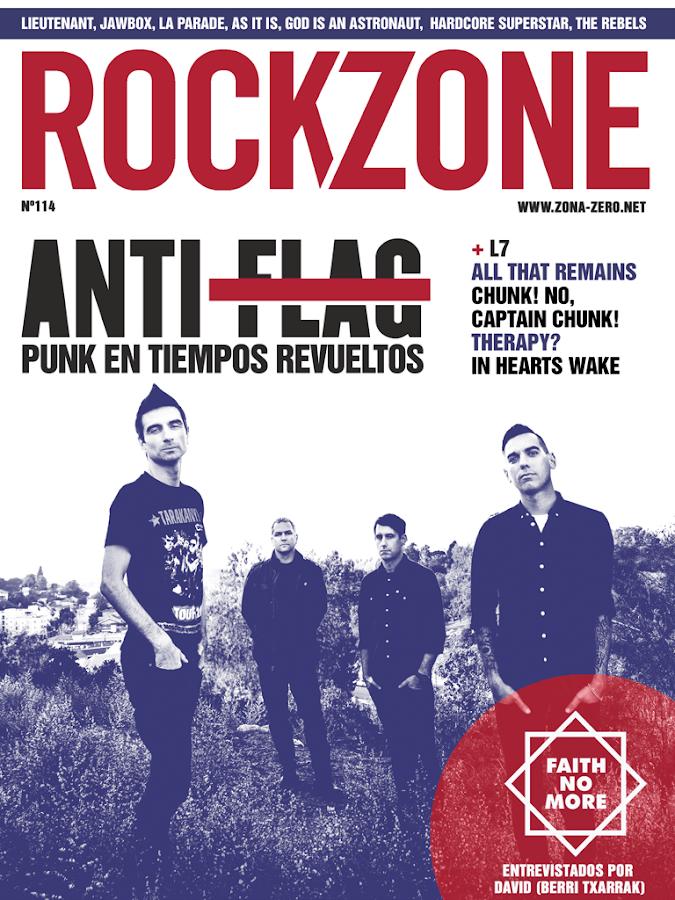 RockZone- screenshot